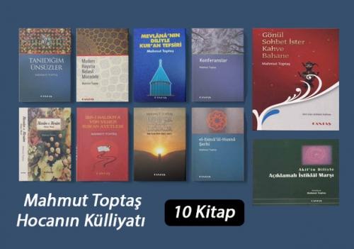 Mahmut Toptaş Hocanın Külliyatı 10 Kitap