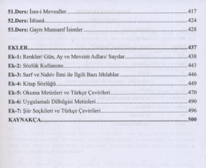 100 DERSTE FASİH ARAPÇA 1