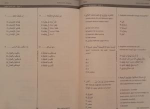 Arapça Dilbilgisi Test Usulü Soru Bankası Nahiv